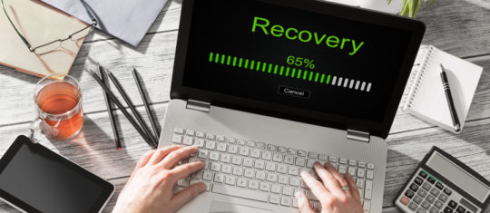 logiciel de récupération de données
